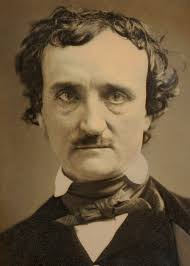 "Edgar ""a poet"" Allan Poe"