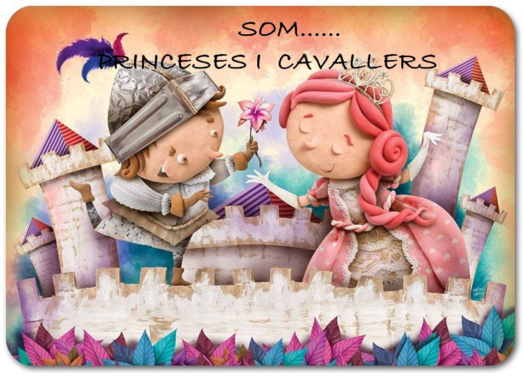 PRINCESES I CAVALLERS