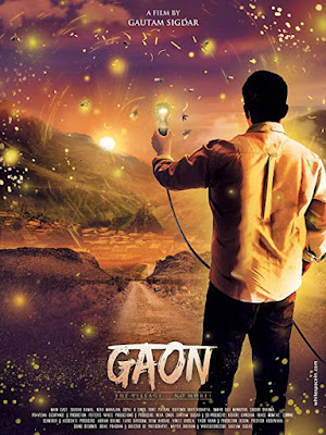 Gaon (2018) Hindi 480p HDRip ESub 400MB
