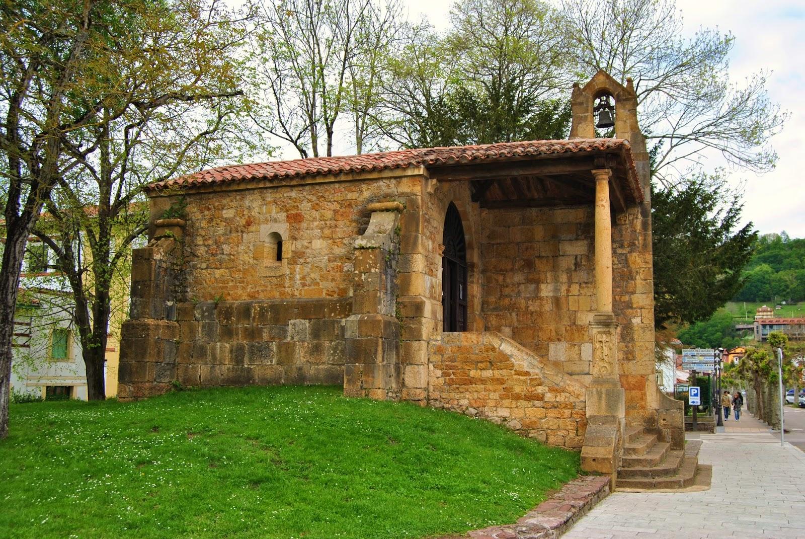 Resultado de imagen de Iglesia de santa cruz cangas de onis dolmen