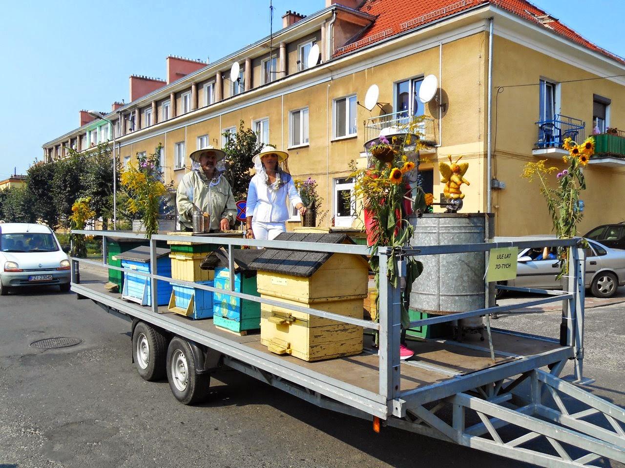 korowód pszczelarzy