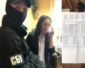 У Подільському райсуді Києва затримали хабарниць