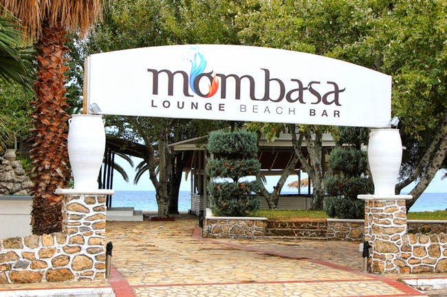 Mombasa lounge beach bar