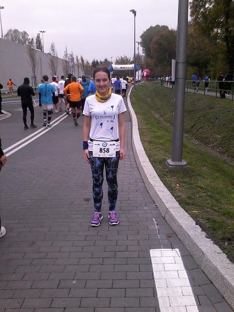 Półmaraton Królewski życiówka