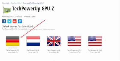 GPU-Z ile Ekran Kartı Modelini Öğrenme