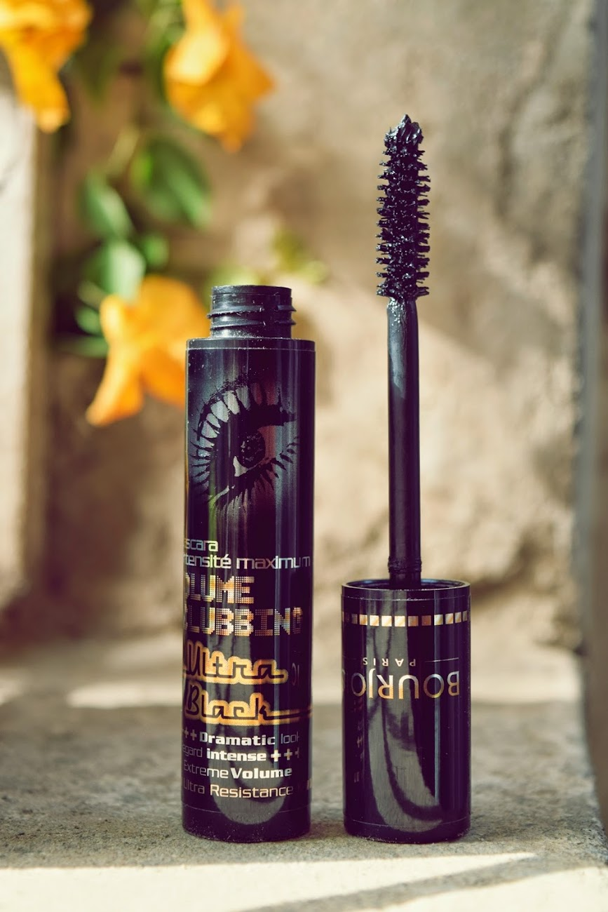 Bourjois Paris Volume Clubbing Ultra Black Mascara