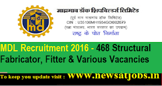 MDL-468-Structural-Fabricator-Fitter-&-Various-Vacancies-2017