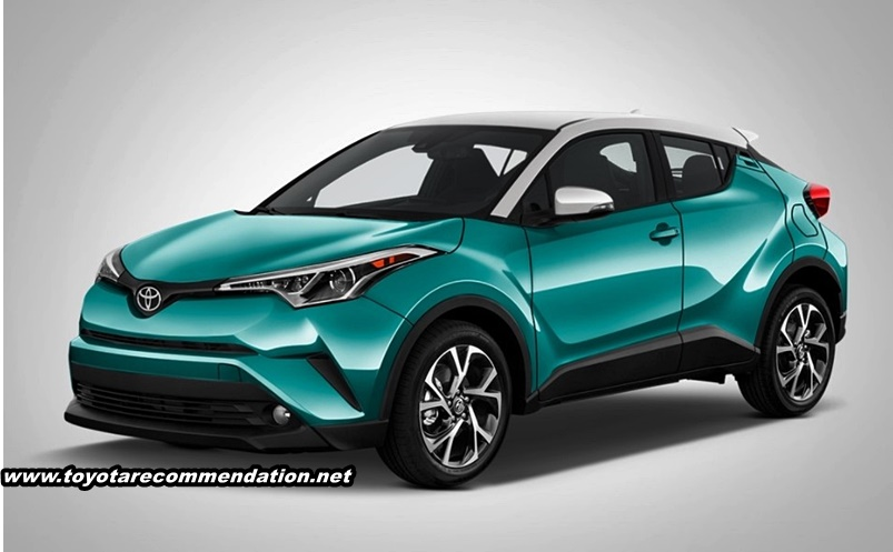 2018 Toyota C-hr Suv, Hybrid and Review