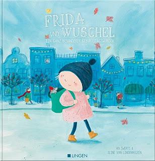 Cover von An Swerts - Frida und Wuschel. Ein ganz besonderer Geburtagswunsch