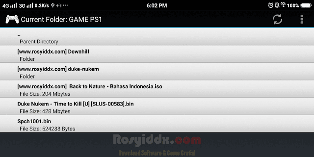 Download ePSXe Android + Bios SPCH1001 Full Versi Terbaru