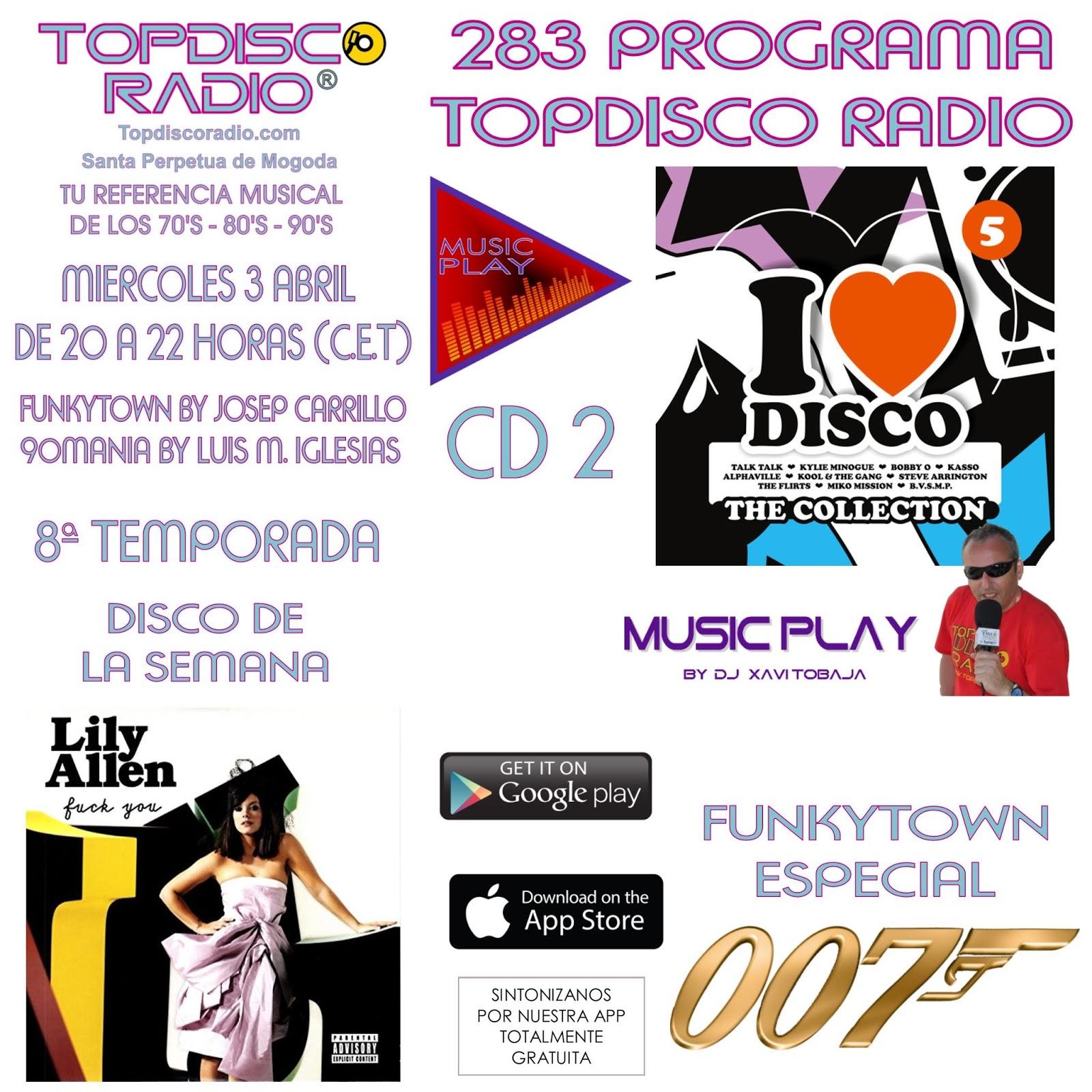 283 Programa Topdisco Radio
