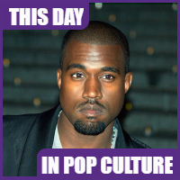 Kanye West was born on June 8, 1977.