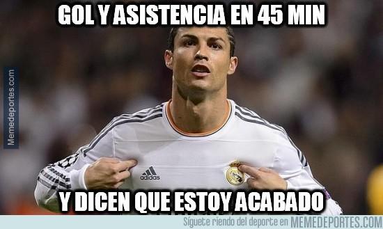Fotos Real Madrid 4 V 0 Getafe Liga Bbva: Los Mejores Memes Del Real Madrid-Getafe: Jornada 14