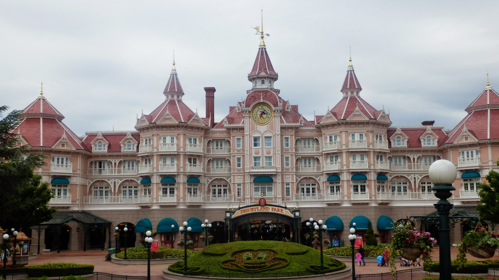 Disneyland Park in Disneyland Paris