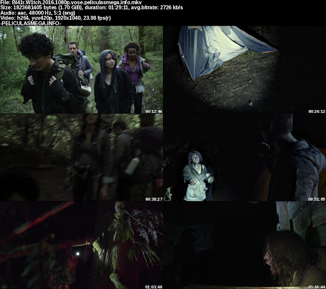 Descargar Blair Witch Subtitulado por MEGA.