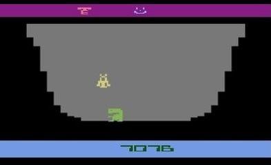 Huevo de Pascua E.T. El extraterrestre - Atari