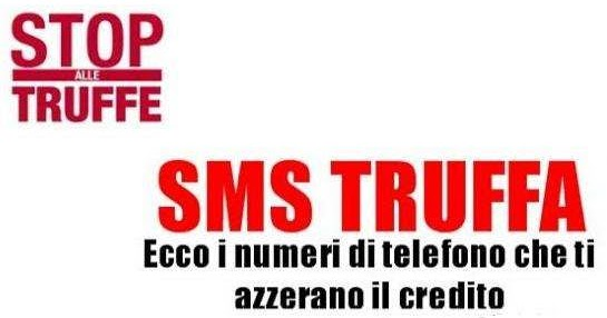 Blocca le truffe via SMS ai servizi a pagamento. Richiedi immediatamente al tuo Operatore Telefonico il Barring SMS,