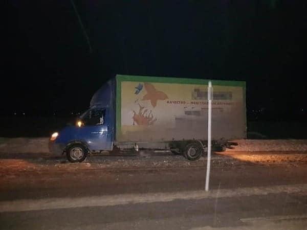 В Стерлитамакском районе под колёса ГАЗели попал пешеход