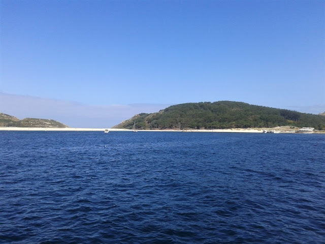 Playa de Rodas de las Islas Cíes