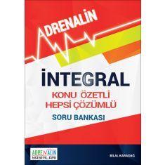 İntegral Konu Özetli Hepsi Çözümlü Soru Bankası Adrenalin Yayınları