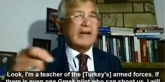 Σύμβουλος Ερντογάν: Θα πυροβολήσω Έλληνα πιλότο στο μέτωπο