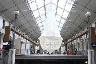Expo : A noiva (La mariée) de Joana Vasconcelos au Centquatre - Jusqu'au 18 septembre 2012