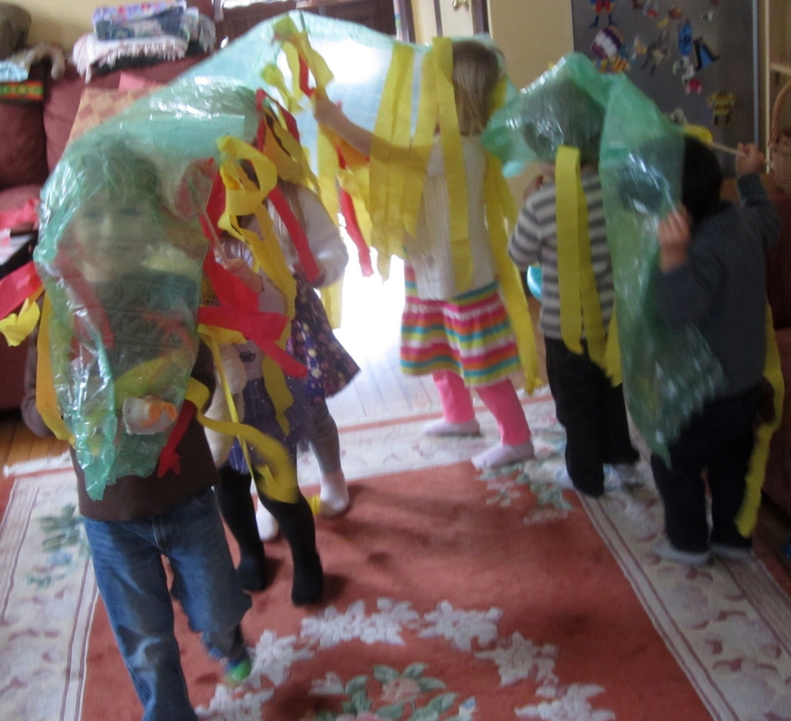 Art And Soul Preschool Chinese New Year