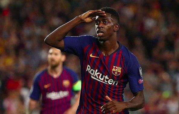 Makna Penting Gol Dembele Ke Gawang Atletico Madrid