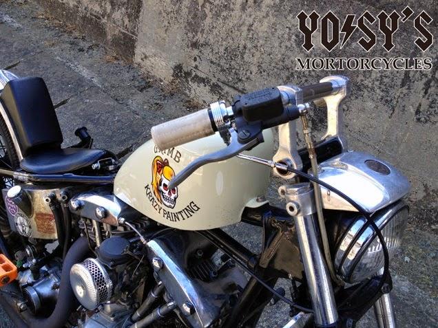 Mlf Vt 2019 05 10 69 De Voedseltuin: ϟ Hell Kustom ϟ: Harley Davidson By Yossy's Motorcycles