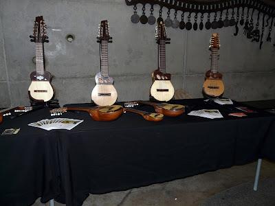 Charangos  - ronroco y maulincho