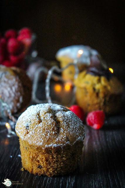 luftige Mozartkugel-Muffins - eine wahre Geschmacksexplosion
