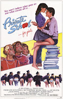 Private School 1983 movie poster