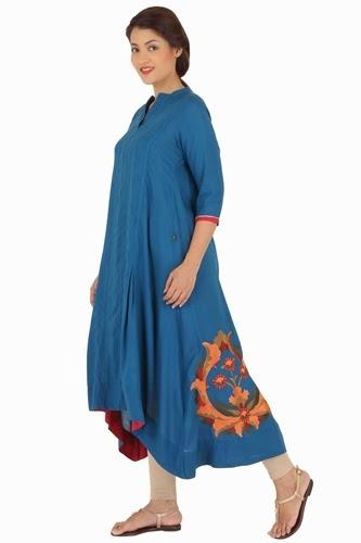 426fb86608 ... Designs 2015 Pakistani Girls Kurti 2014 India. ladies kurta style 2015  in pakistan