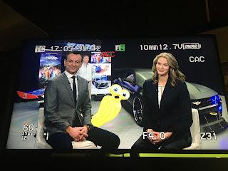 On Camera host Cadillac dealer network