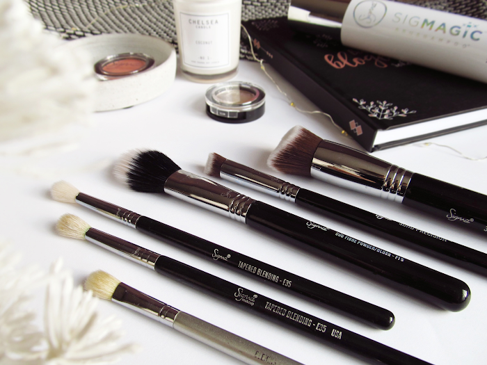 top 5 sigma brushes