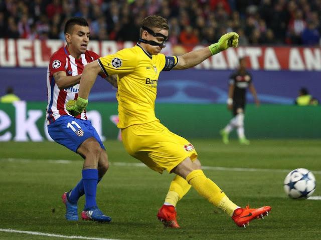 'Leverkusen Kurang Beruntung'