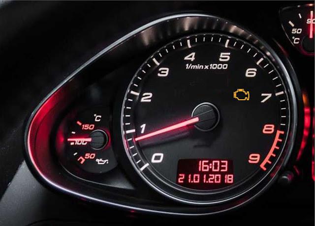 Mengatasi Indikator Engine Check Menyala Terus otonao