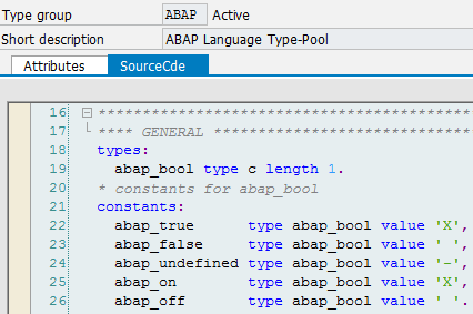 SAP ABAP Central: Enumerations in ABAP
