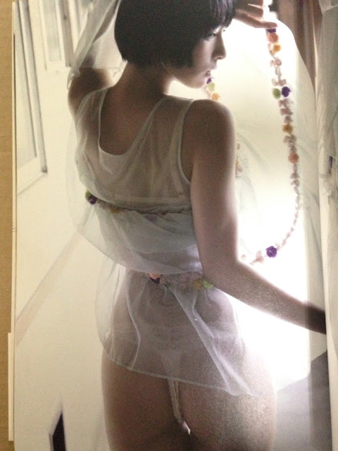 日南響子 Kyoko Hinami SAI Semi Nude Photobook 09