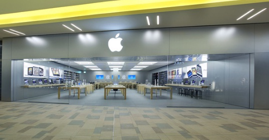 Apple Store Union Square Aberdeen
