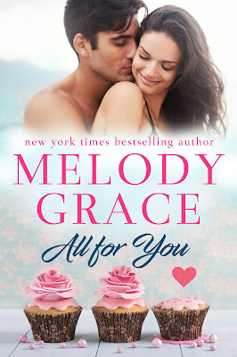 All for You: Sweetbriar Cove Book 2, Melody Grace