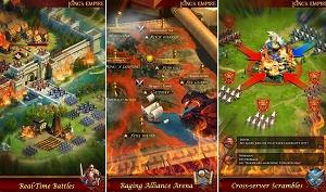 game perang kerajaan android online
