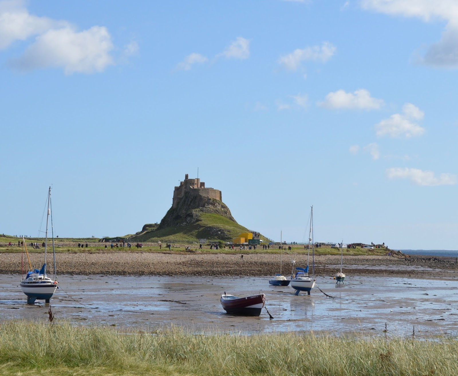 The Holy Island of Lindisfarne, Northumberland - what to see and do during a half day visit