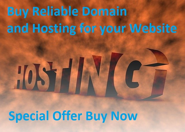 Reliable Domain and Hosting