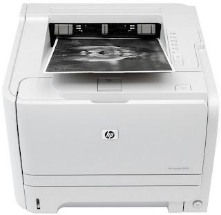 HP LaserJet P2035n Driver Printer Download