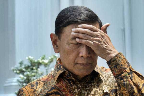 Jerat Hoax Pakai UU Antiterorisme, BPN: Wiranto Takut Kalah