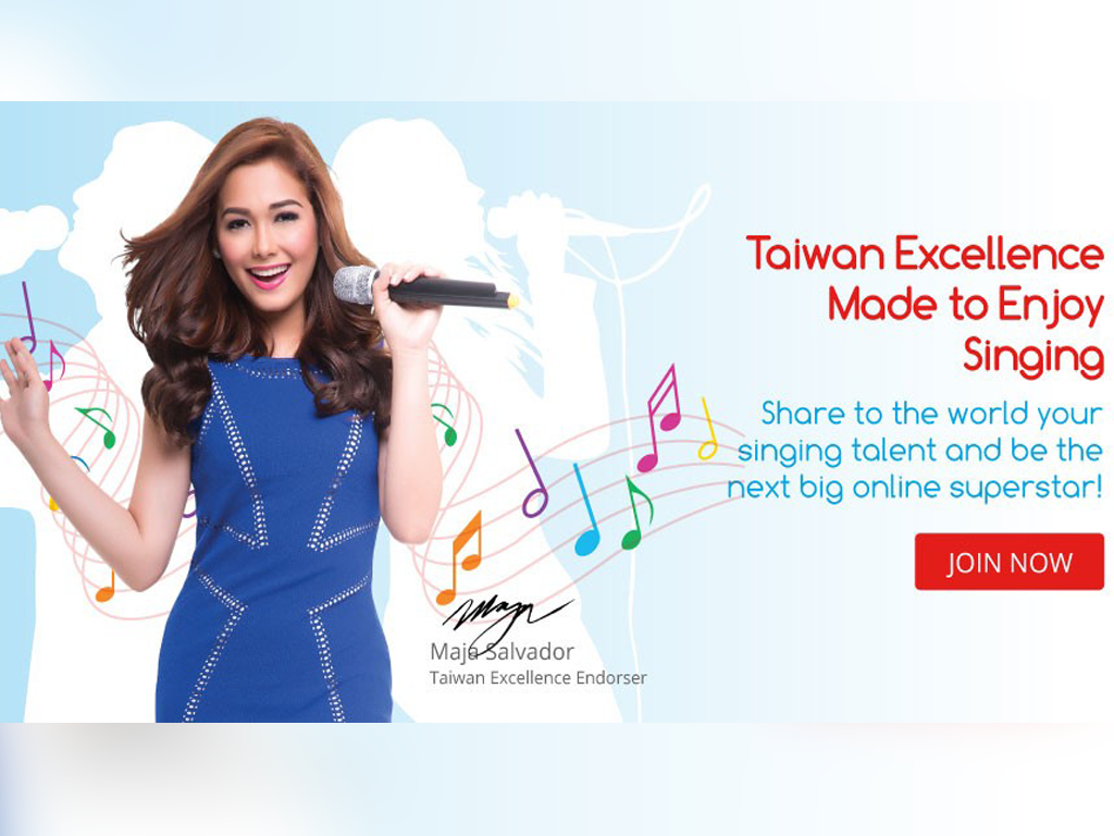 Taiwan Excellence Made to Enjoy Singing