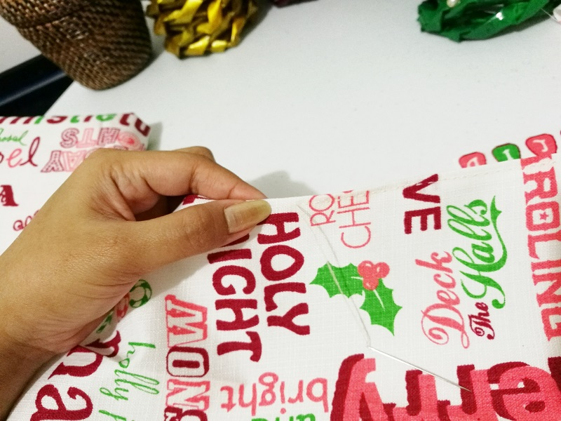Christmas goodie bag ideas for adults, DIY Christmas bags, DIY Project