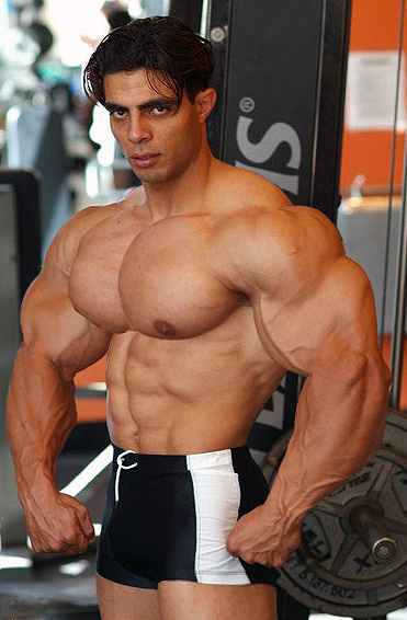 Massive biceps and forearms 1
