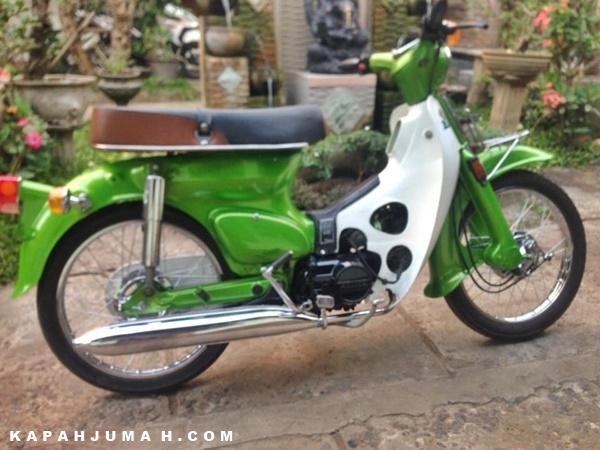 Kumpulan Modifikasi Honda  C70 Terbaru